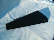 Land Rover Defender 90 RH front mud flap bracket